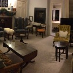 Northey B&B Living room, accommodations, inn, Salem, MA